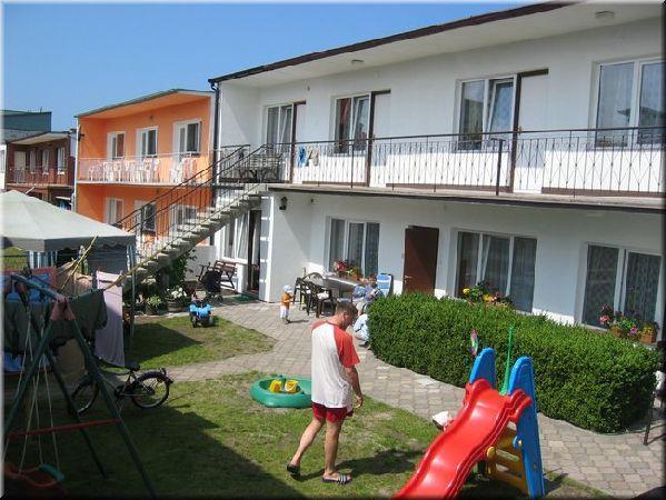 Chorwacja apartamenty przy morze na plażą prywatną